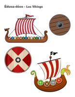 Éduca-déco-Les Vikings