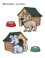 Éduca-déco-Les chiens