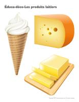 Éduca-déco-Les produits laitiers-1