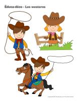 Éduca-déco-Les westerns