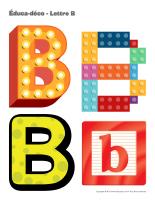 Éduca-déco-Lettre B-1