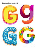 Éduca-déco-Lettre G-2