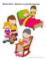 Éduca-déco-Mamans et grands-mamans