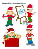 Éduca-déco-Noël-Jeux libres-1