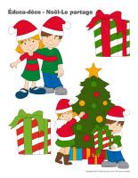 Éduca-déco-Noël-Le partage-2