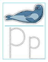 Éduca-pointillés-Animaux polaires