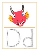Éduca-pointillés-Dragons