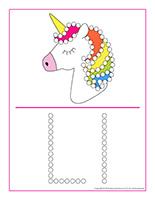 Éduca-pointillés-Licornes