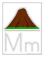 Éduca-pointillés-Montagnes