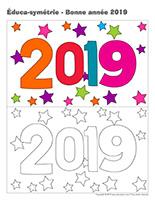 Bonne Année 2019 Activités Pour Enfants Educatout