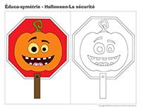 Éduca-symétrie-Halloween-La sécurité