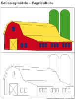 Éduca-symétrie-L'agriculture