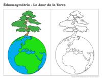 Éduca-symétrie-Le Jour de la Terre
