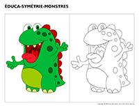 Éduca-symétrie-Monstres