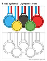 Éduca-symétrie-Olympiades d'été