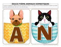 Éduca-thème-Animaux domestiques