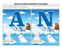 Éduca-thème-Animaux polaires