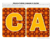 Éduca-thème-Cabane à sucre
