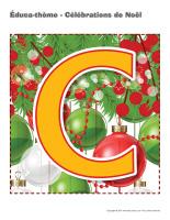 Éduca-thème-Célébrations de Noël