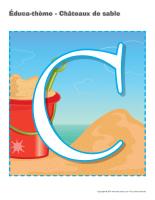 Éduca-thème-Châteaux de sable