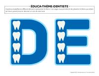 Éduca-thème-Dentiste