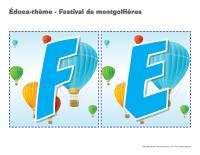 Éduca-thème-Festival de montgolfières