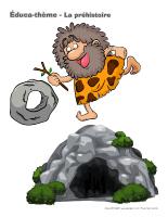 Éduca-thème-La préhistoire