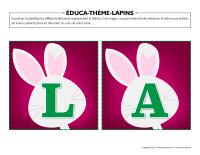Éduca-thème-Lapins