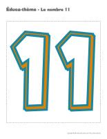 Éduca-thème-Le nombre 11