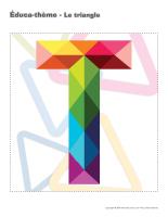 Éduca-thème-Le triangle