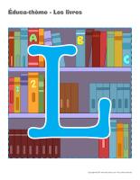 Éduca-thème-Les livres
