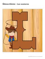 Éduca-thème-Les westerns