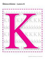 Éduca-thème-Lettre  K