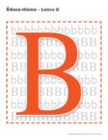 Éduca-thème-Lettre B