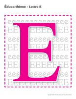 Éduca-thème-Lettre E