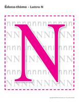 Éduca-thème-Lettre N