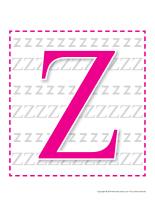 Éduca-thème-Lettre Z
