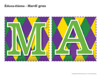 Éduca-thème-Mardi gras