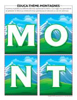 Éduca-thème-Montagnes