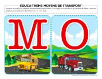 Éduca-thème-Moyens de transport