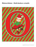 Éduca-thème-Noël-Ateliers créatifs