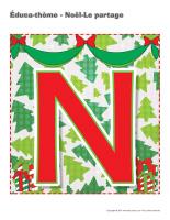 Éduca-thème-Noël-Le partage