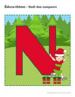 Éduca-thème-Noël des campeurs