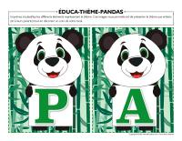 Éduca-thème-Pandas