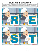 Éduca-thème-Restaurant