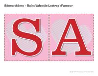 Éduca-thème-Saint-Valentin-Lettres d'amour