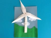 Éolienne tridimensionnelle-1