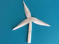 Éolienne tridimensionnelle-8