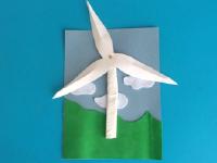 Éolienne tridimensionnelle-9