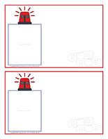 Étiquettes-Ambulanciers-Ambulancières